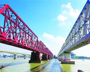 Double Track Bridge