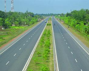 Four Lane Highway